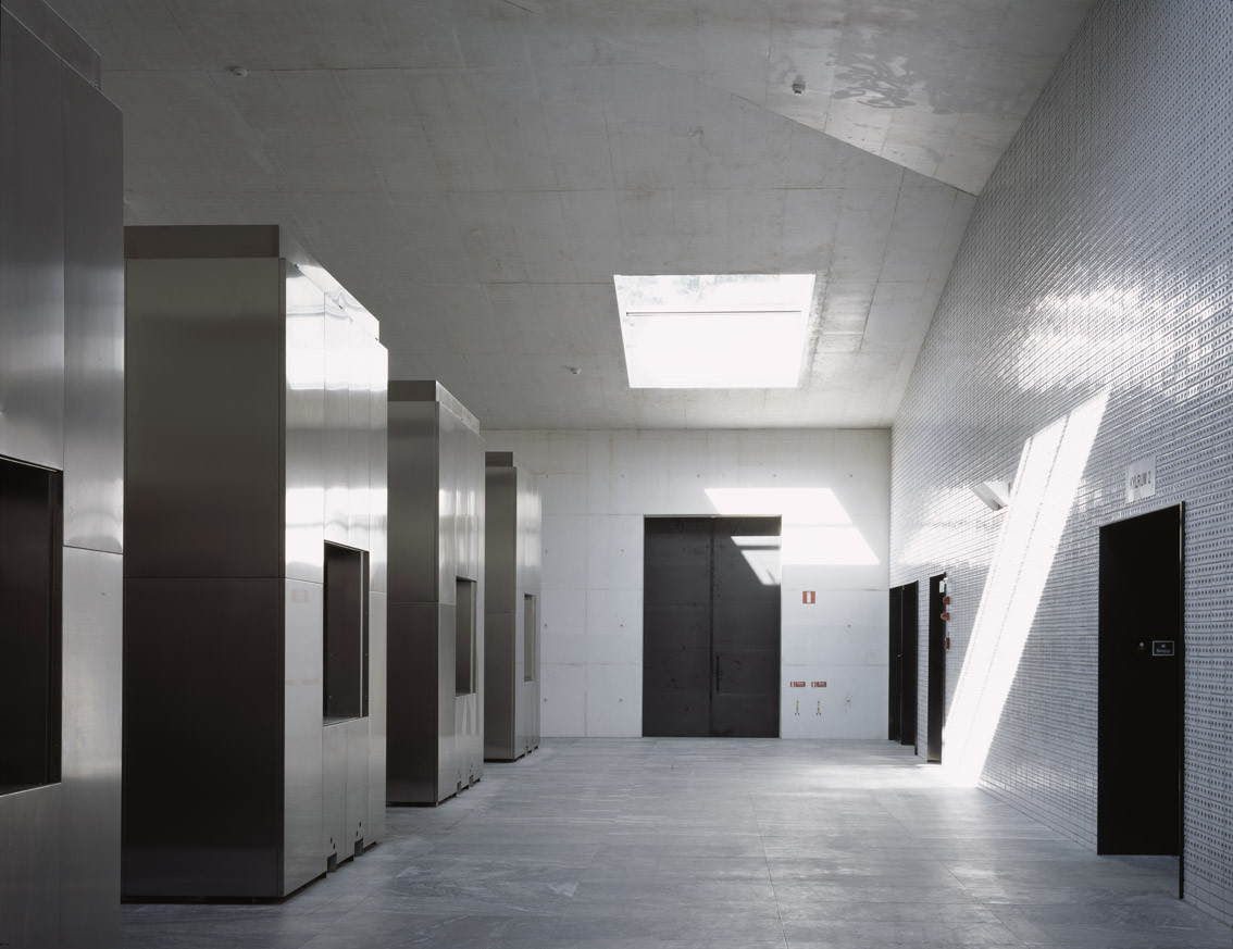Gallery of The New Crematorium The Woodland Cemetery