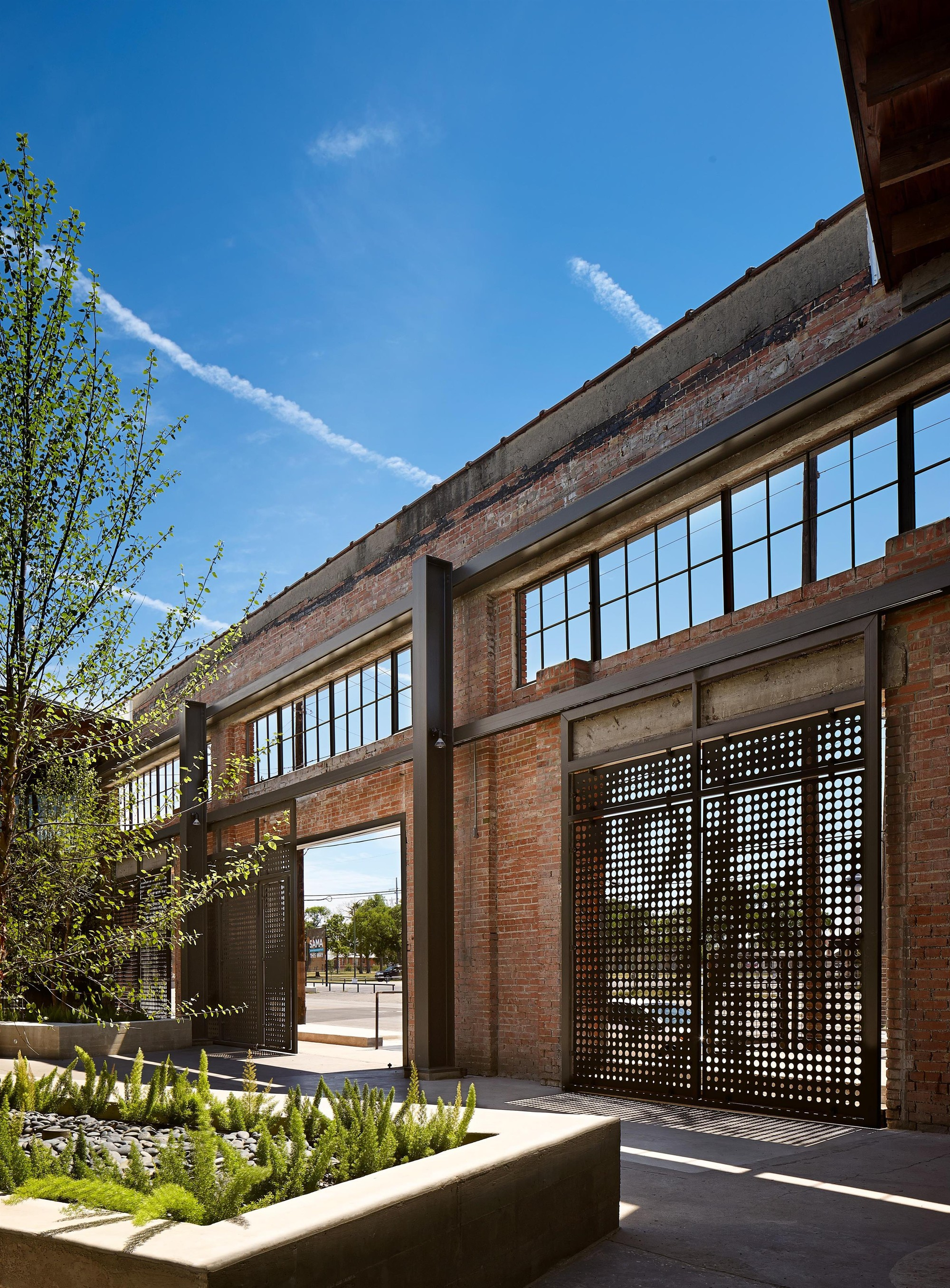 Gallery Of Hughes Warehouse Adaptive Reuse Overland Partners 2