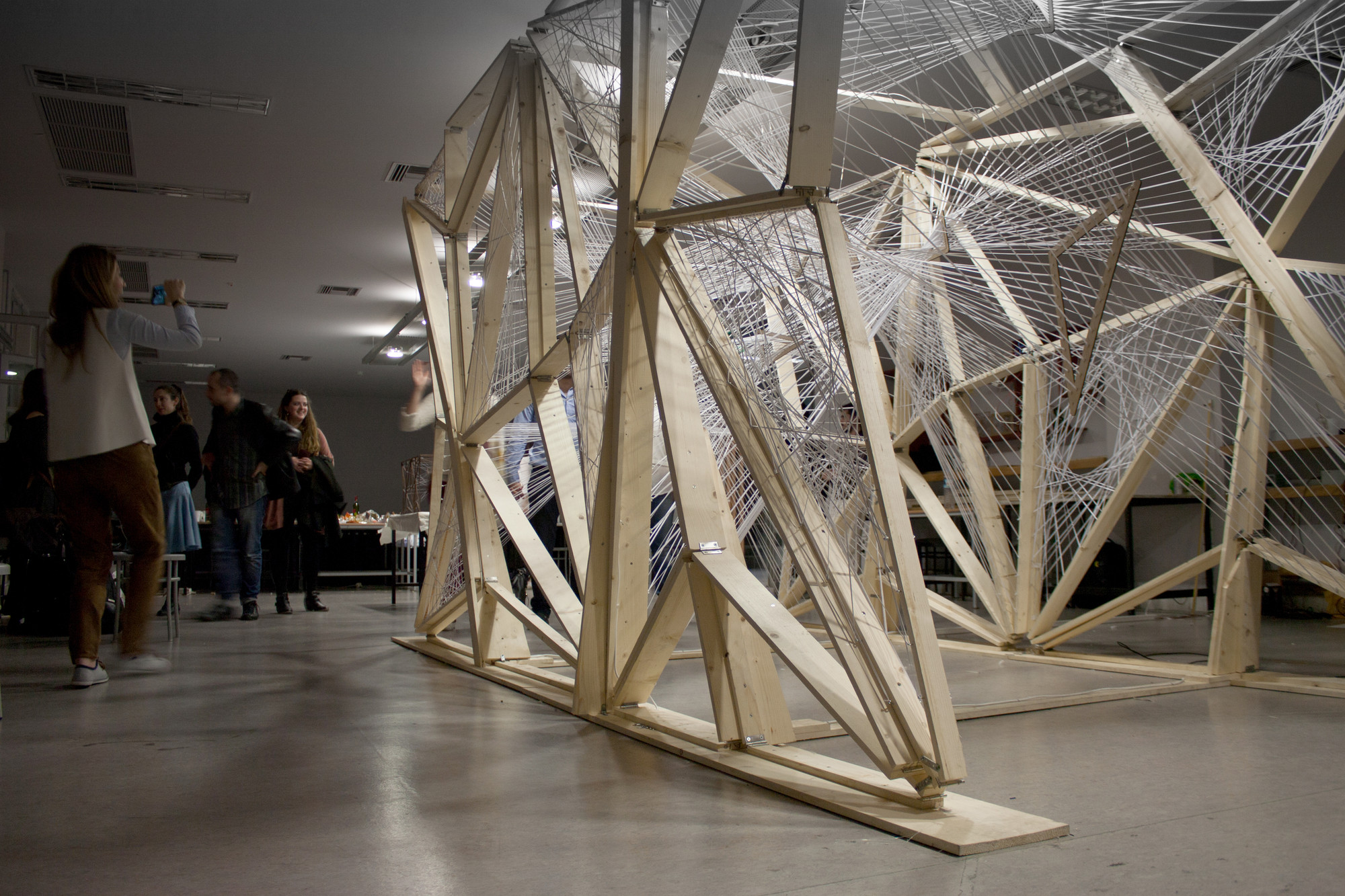 Kinetic Structures Architecture