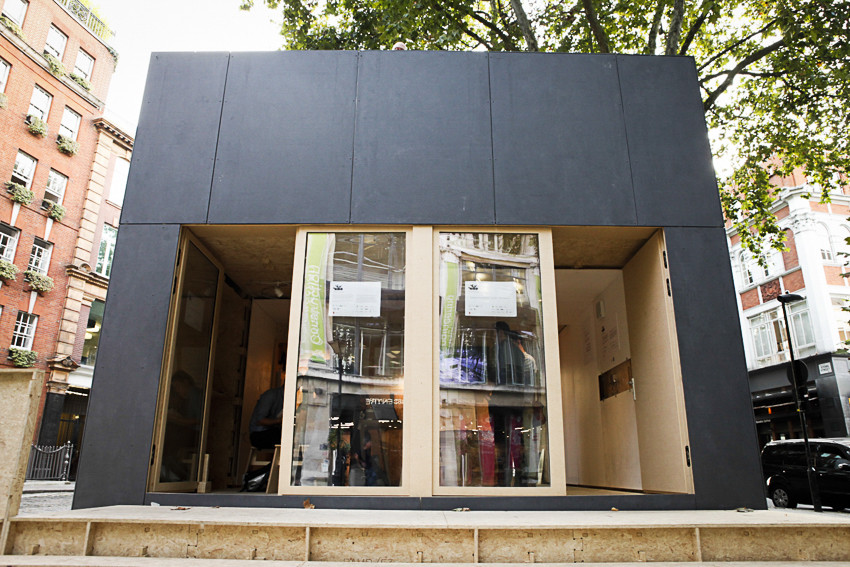 Gallery Of WikiHouse Unveils World's First Two Storey Open Source