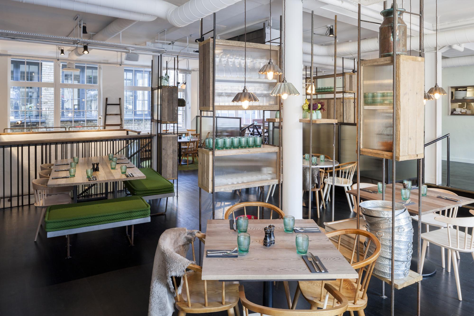 Gallery of 2014 Restaurant  Bar Design Award Winners  25