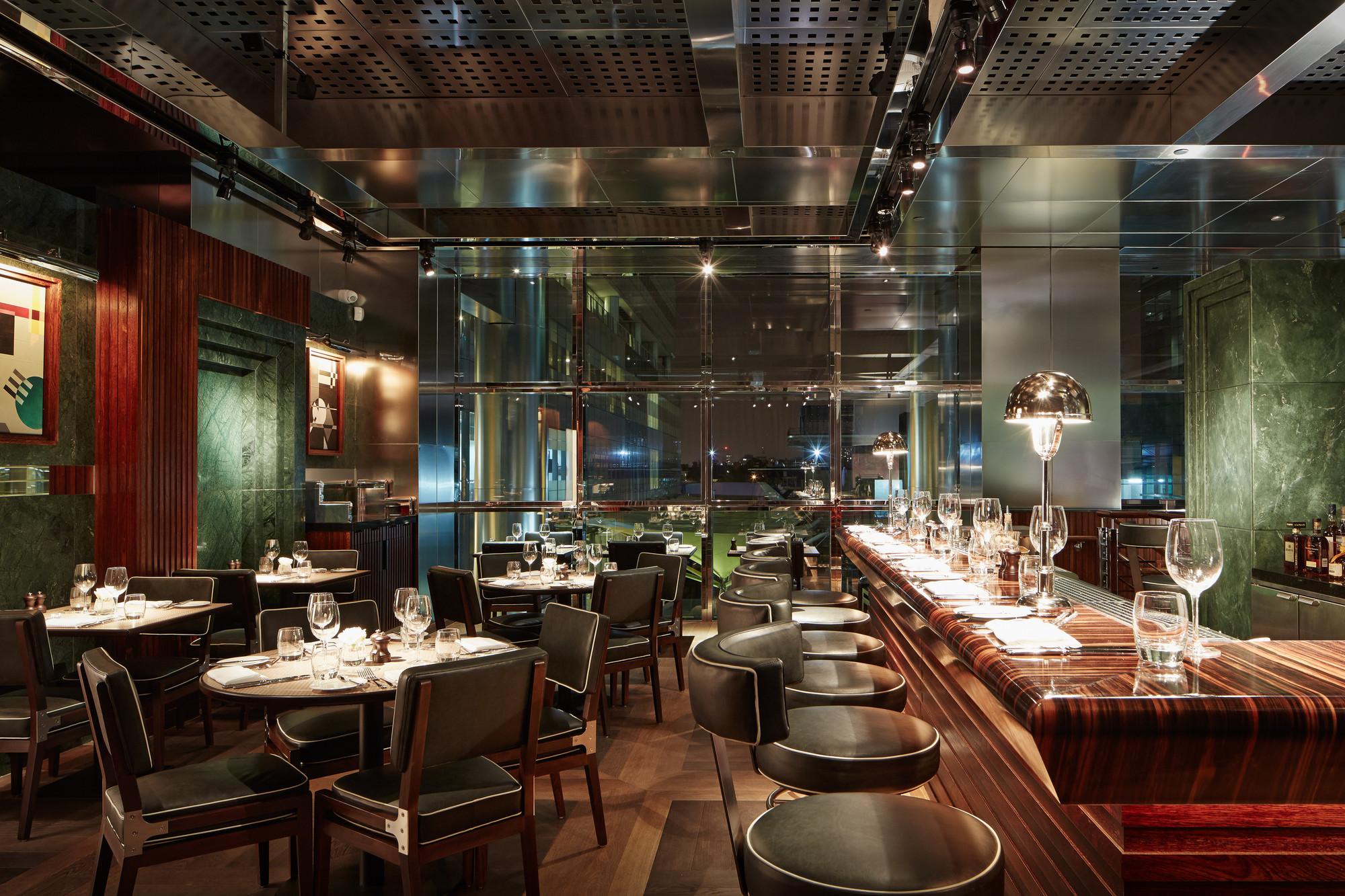 Gallery of 2014 Restaurant  Bar Design Award Winners  16