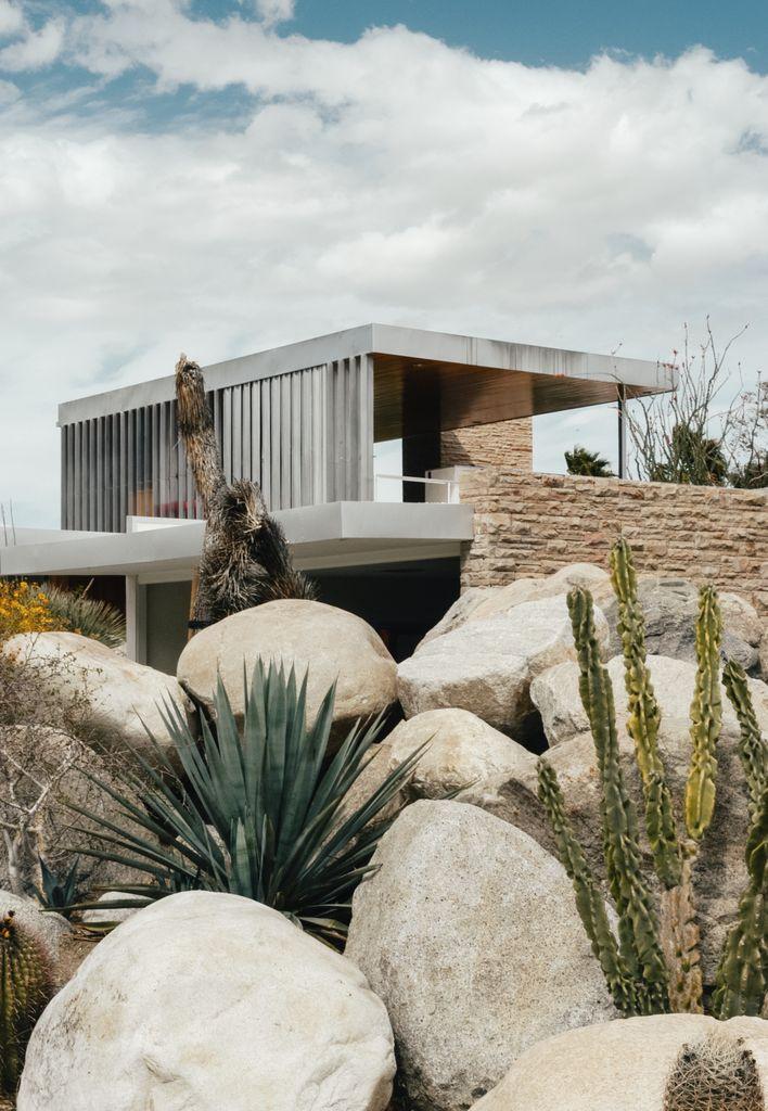 Galeria de Clssicos da Arquitetura Casa Kaufmann  Richard Neutra  14