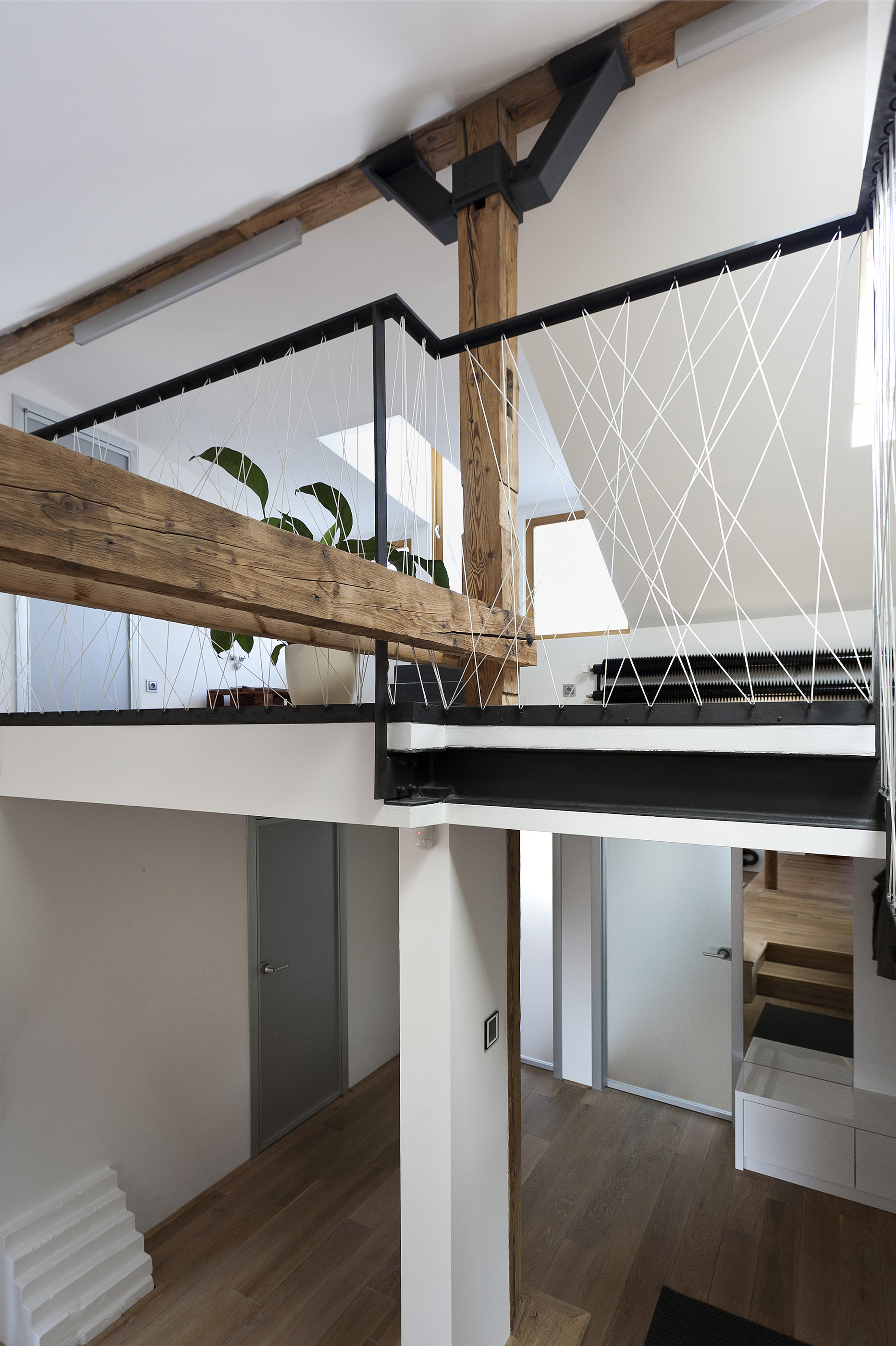 Gallery of Attic Loft Reconstruction  B Architecture  4