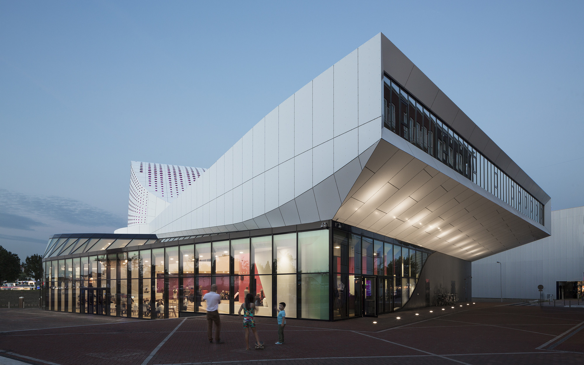 Theatre De Stoep Unstudio - 7