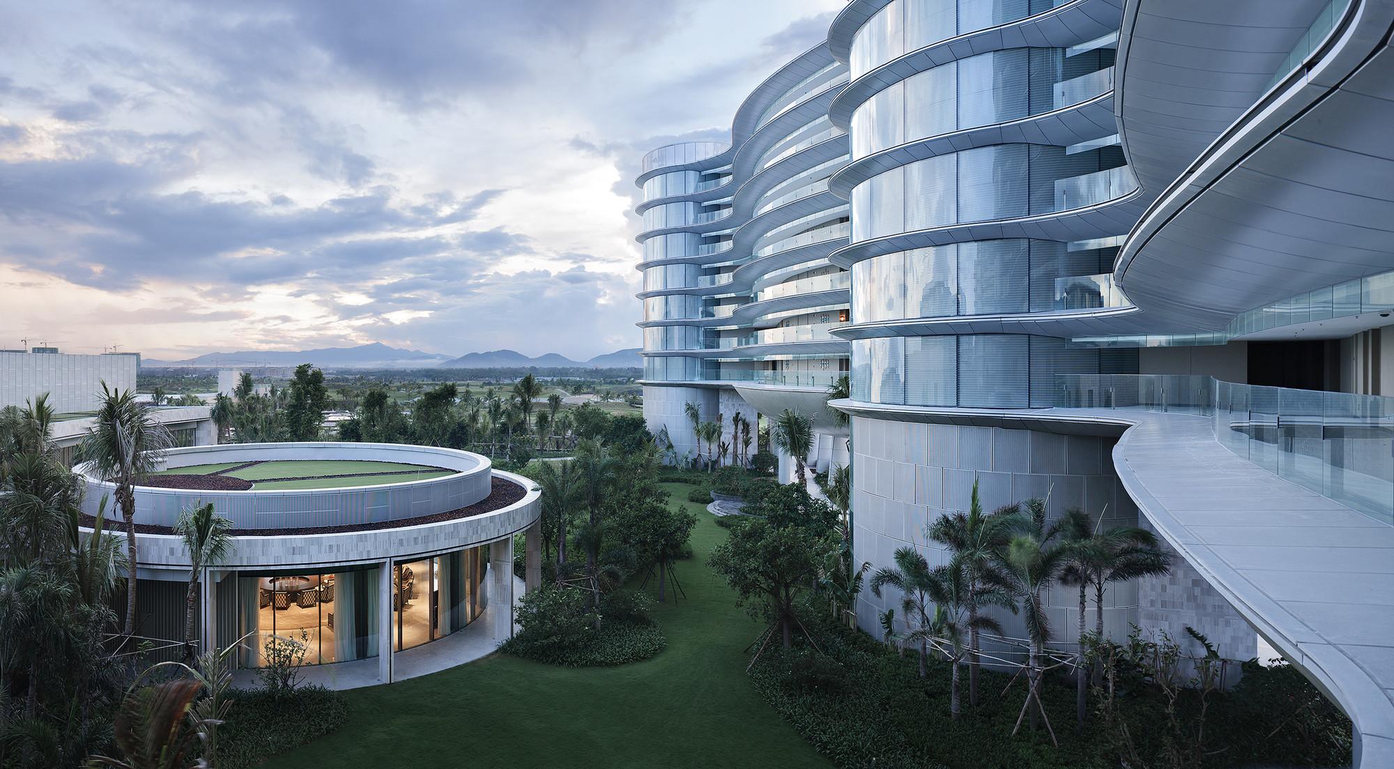 Hainan Blue Bay Westin Resort Hotel Gad