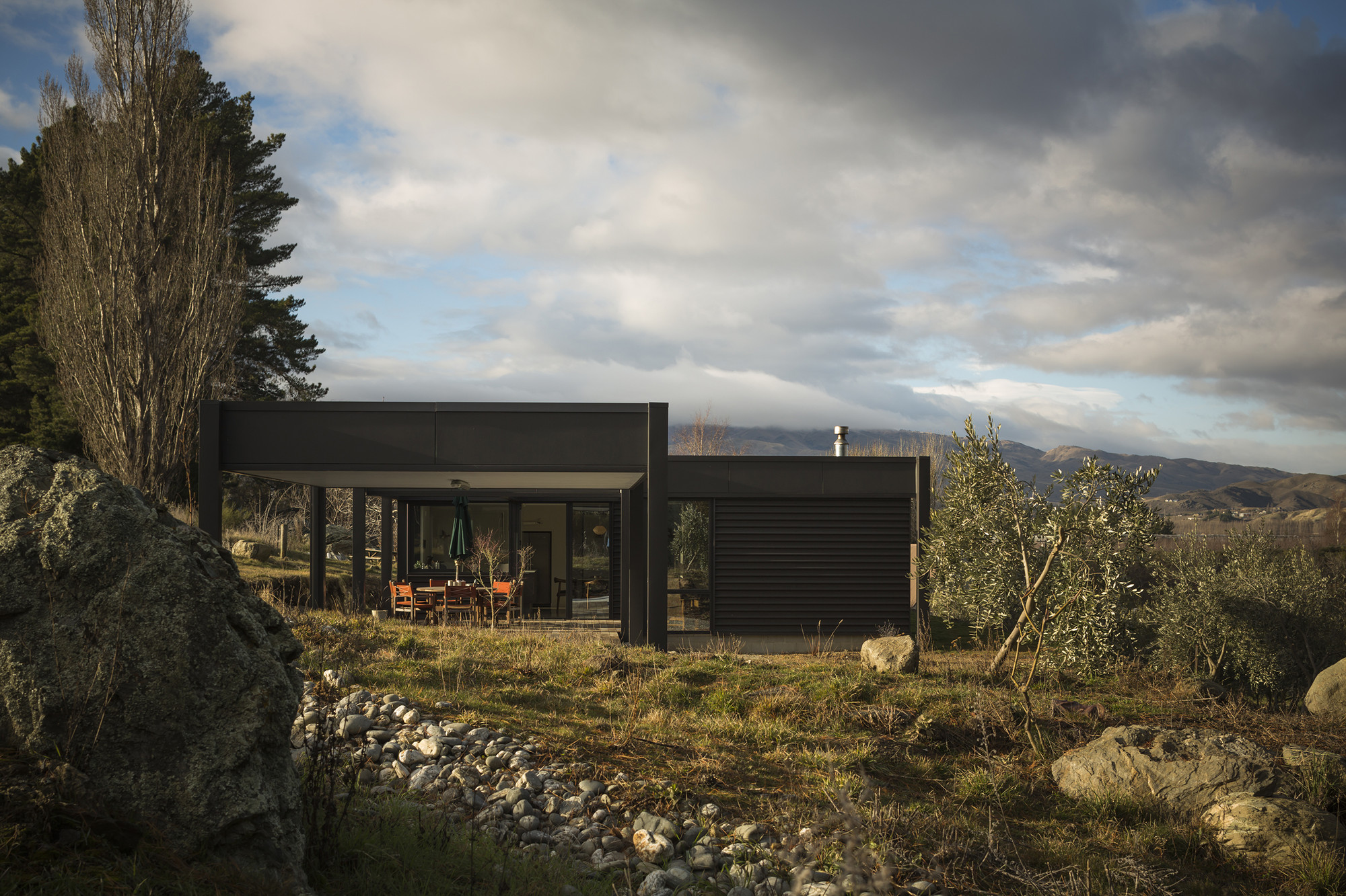 Olive Grove House Team Green Architects Archdaily