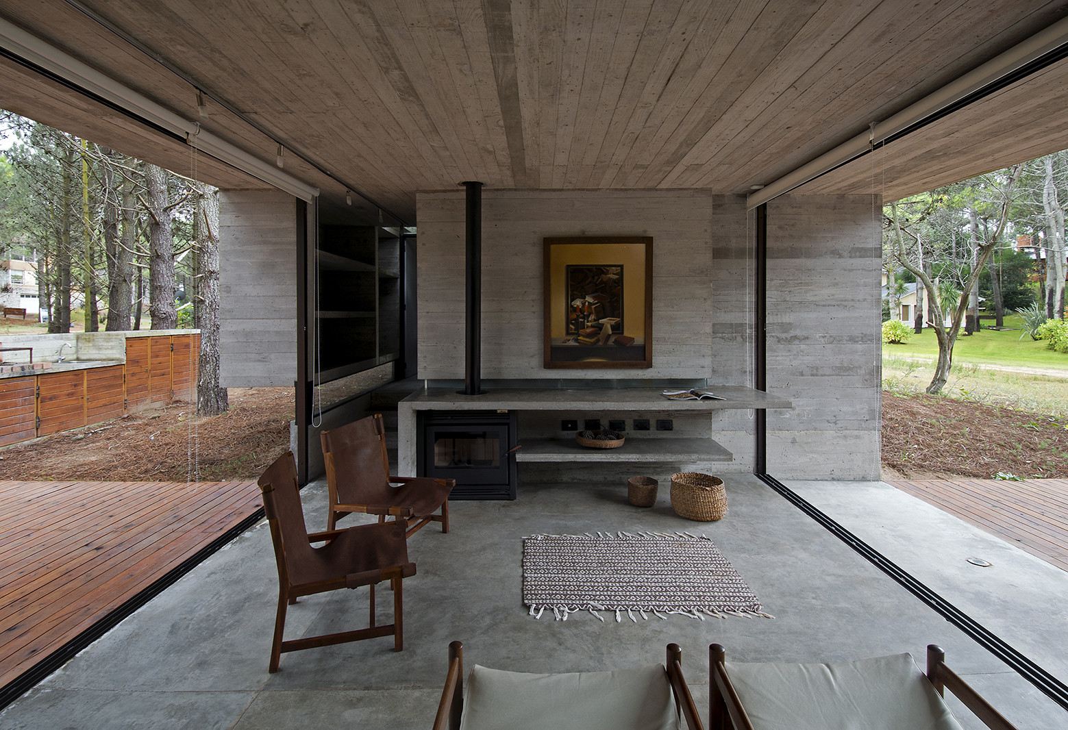 Gallery of SV House  Luciano Kruk Arquitectos  4