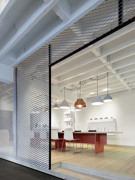 Movet Office Loft Interior Design Studio Alexander Fehre ArchDaily