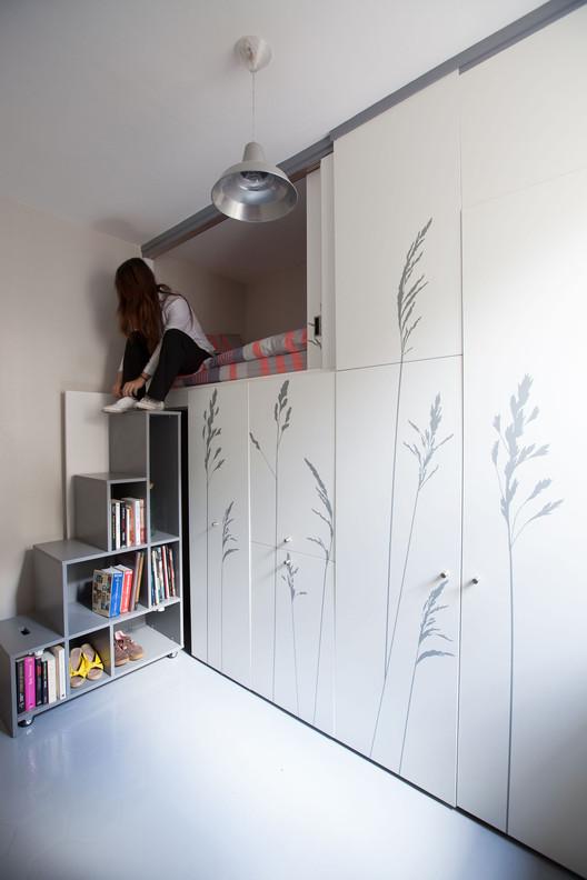 Tiny Apartment In Paris Kitoko Studio