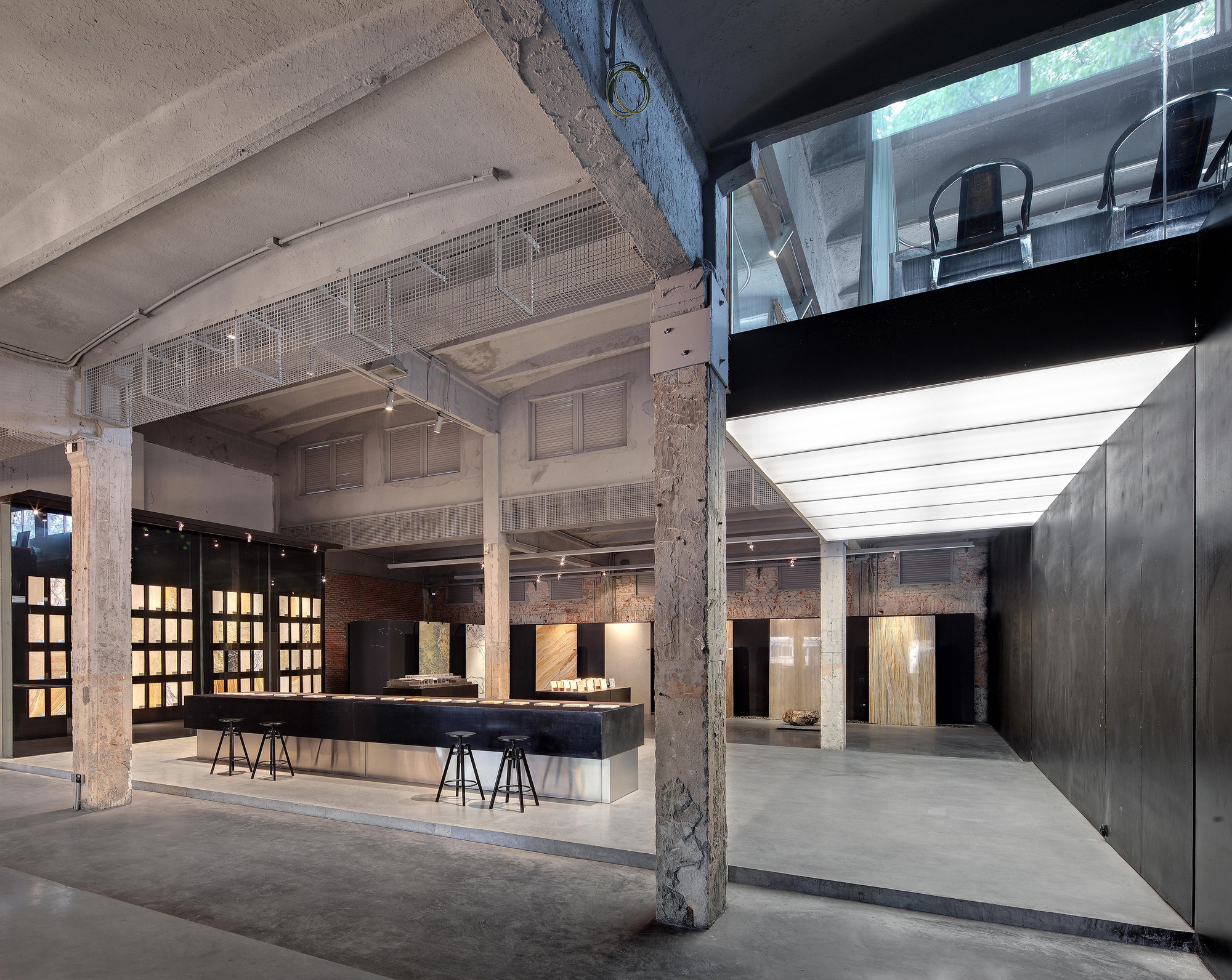 Stone Art - Office Architects 3