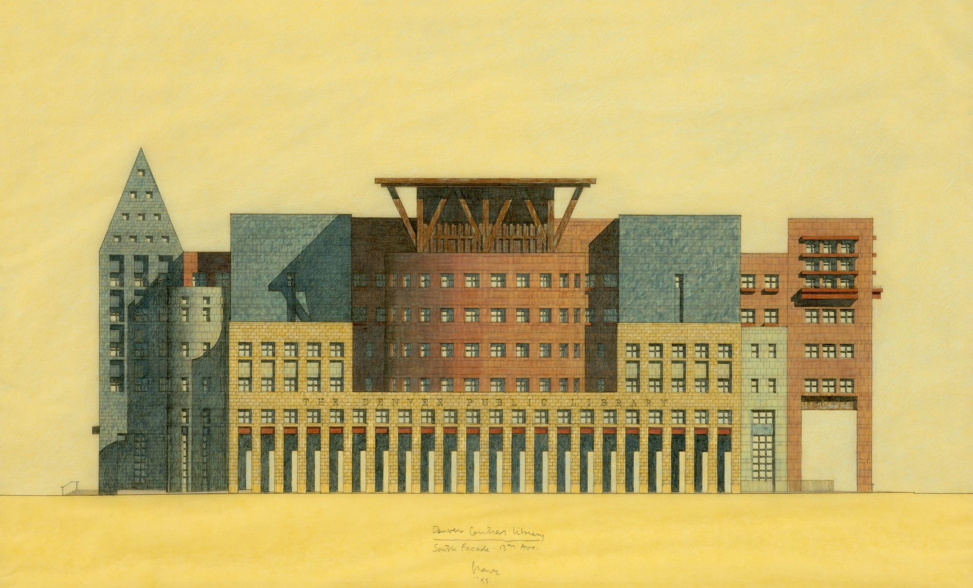 In Honor Of Michael Graves The Architectural League