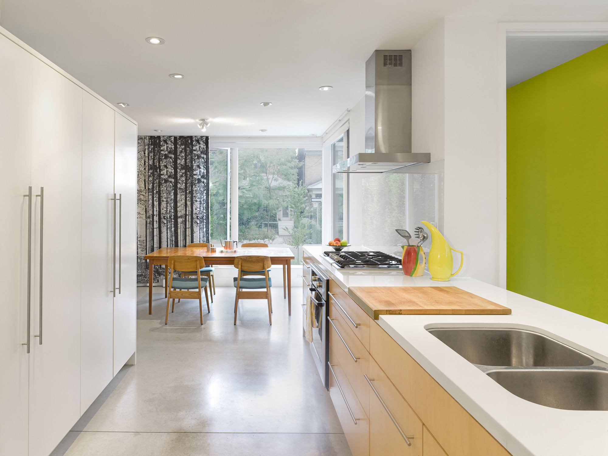 Garden House Lga Architectural Partners Archdaily