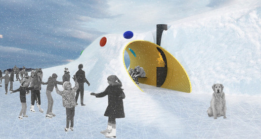 Warming Huts V 2015 Competition Winners Archdaily