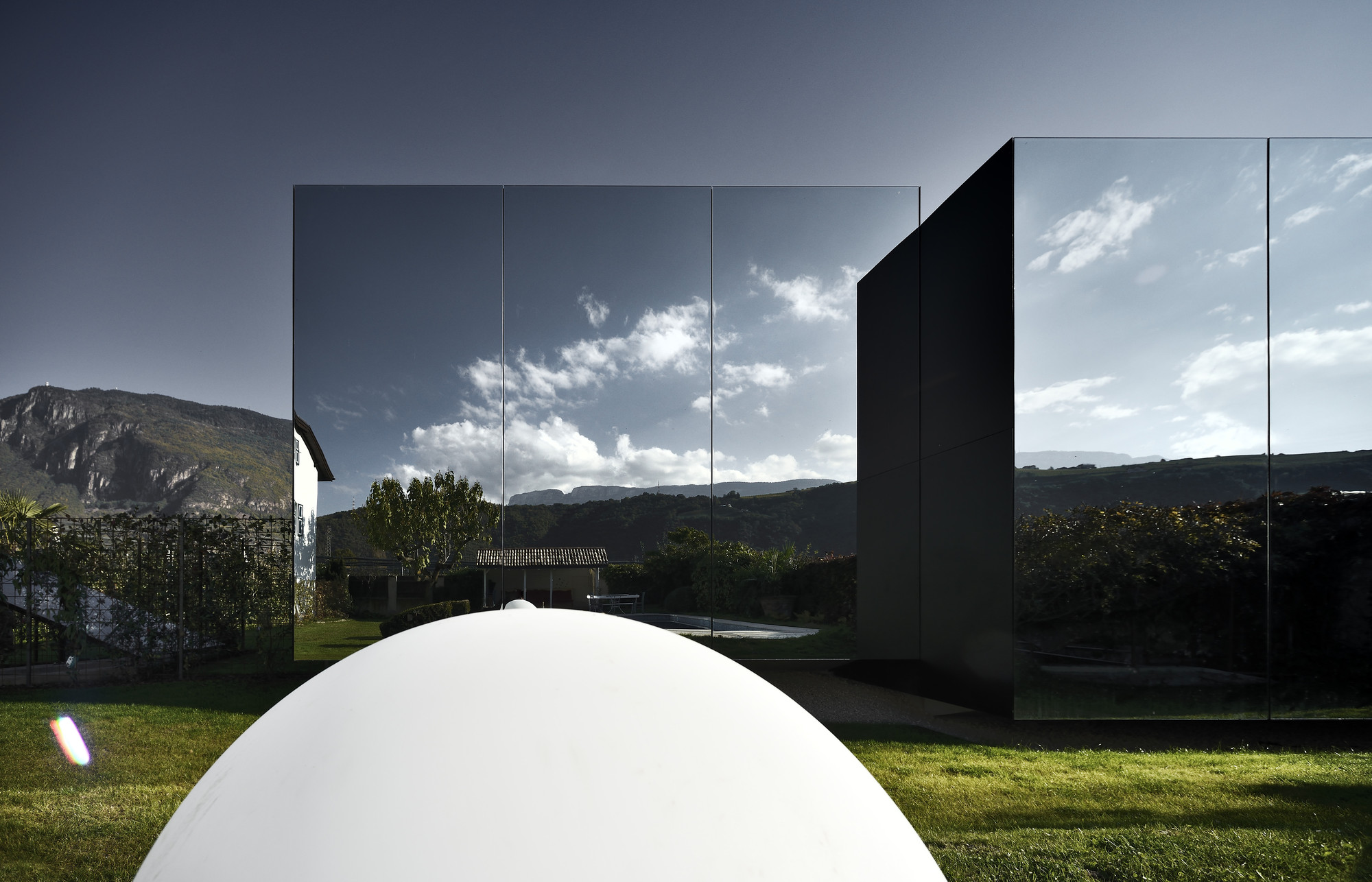 Mirror Houses Peter Pichler Architecture - 12