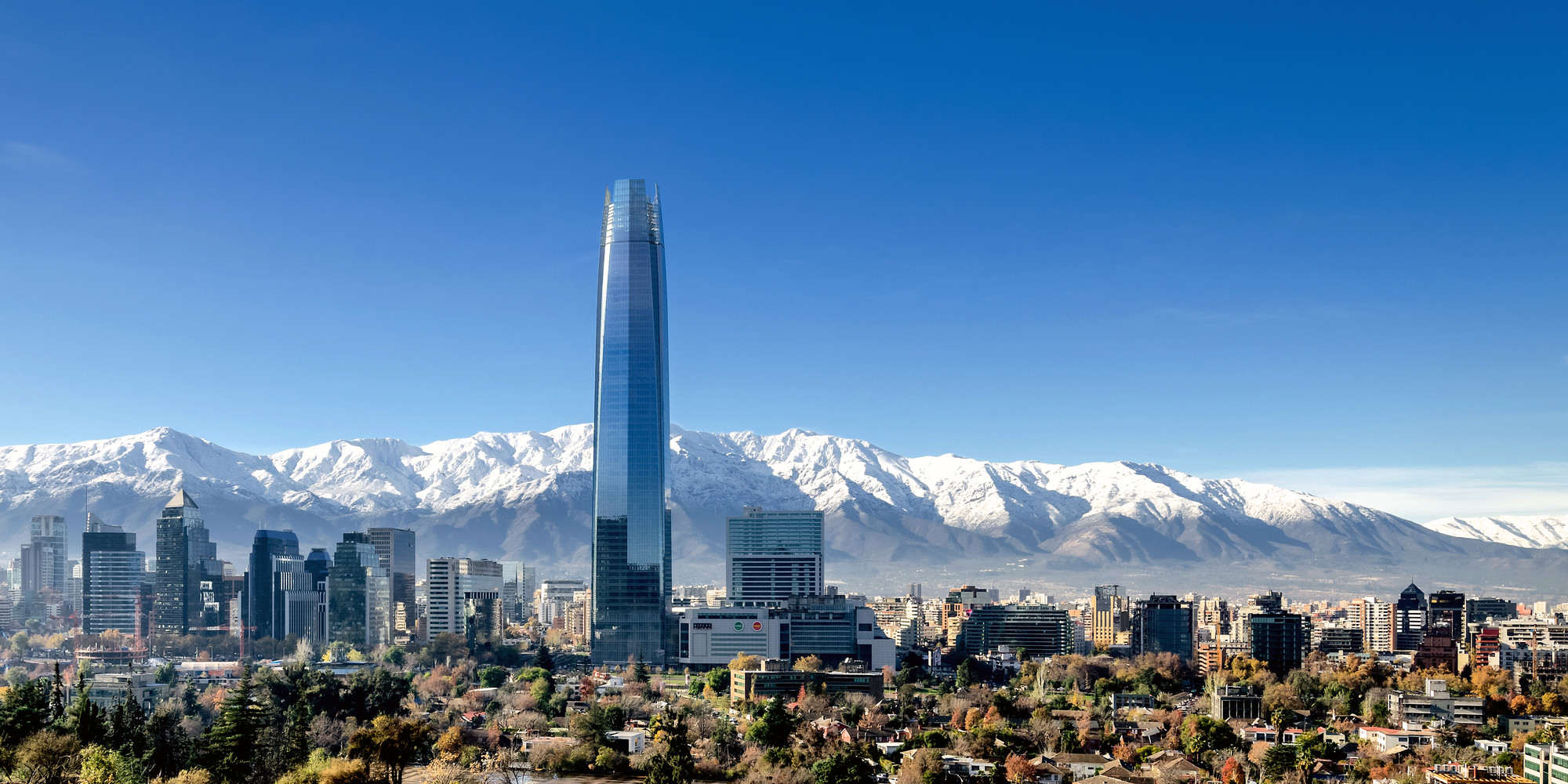 Buildings Join World' 100 Tallest List In