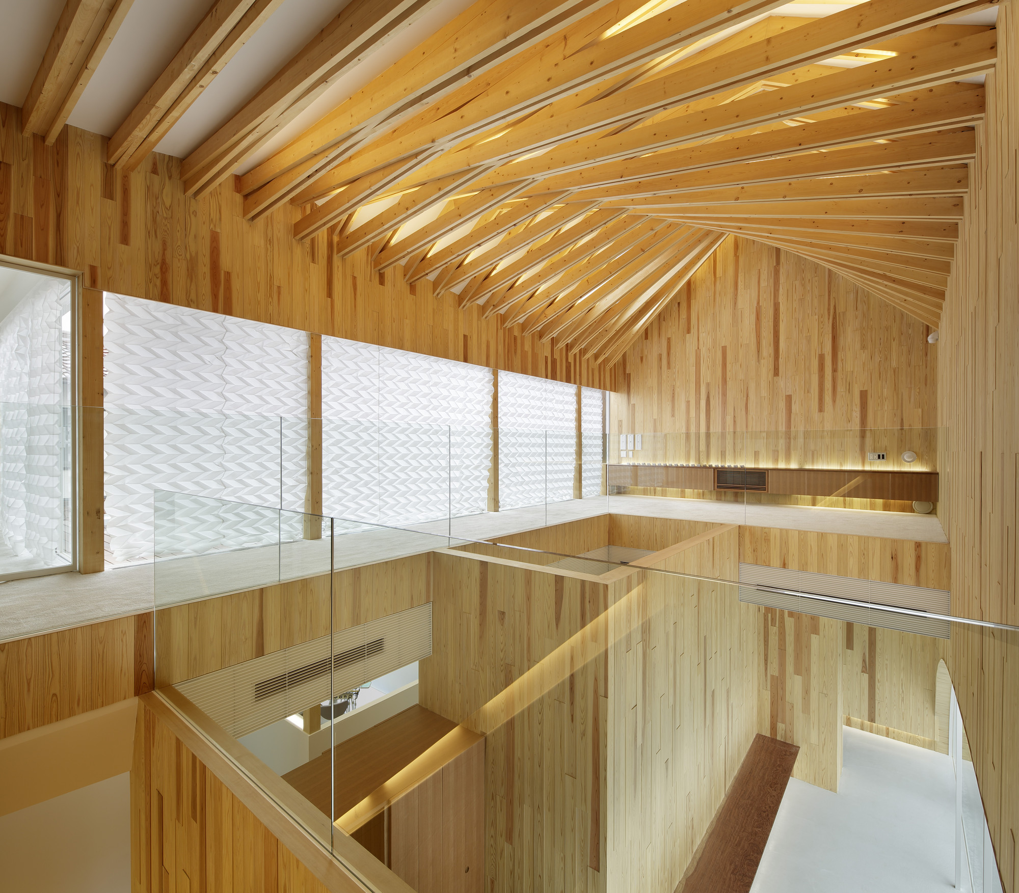 Gallery of Wood Design  Building Magazine Announces
