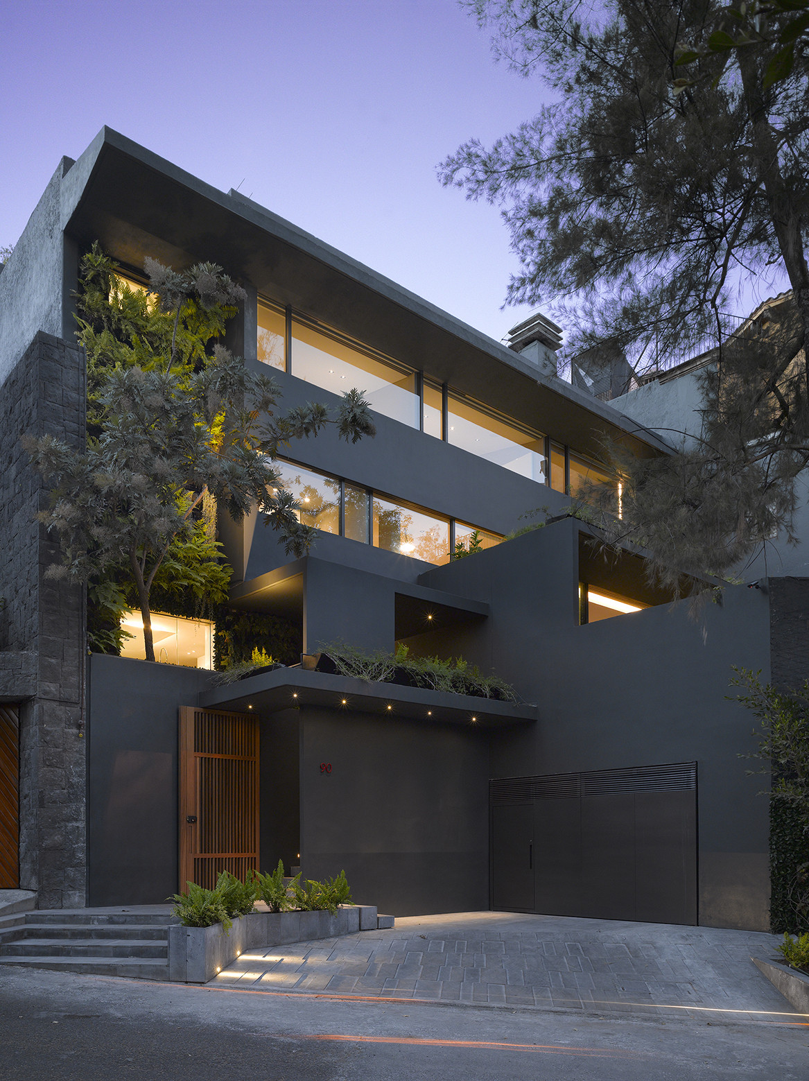 Mexico City Architecture House