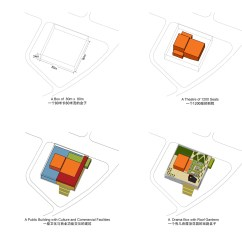 Raid 5 Concept With Diagram Doorbell Wiring Tutorial Gallery Of Construction Begins On Open 39s Pingshan
