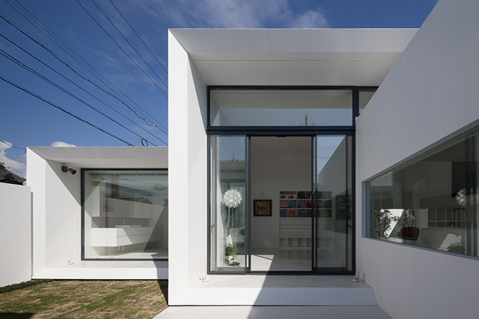 The House For Contemporary Art F A D S Archdaily
