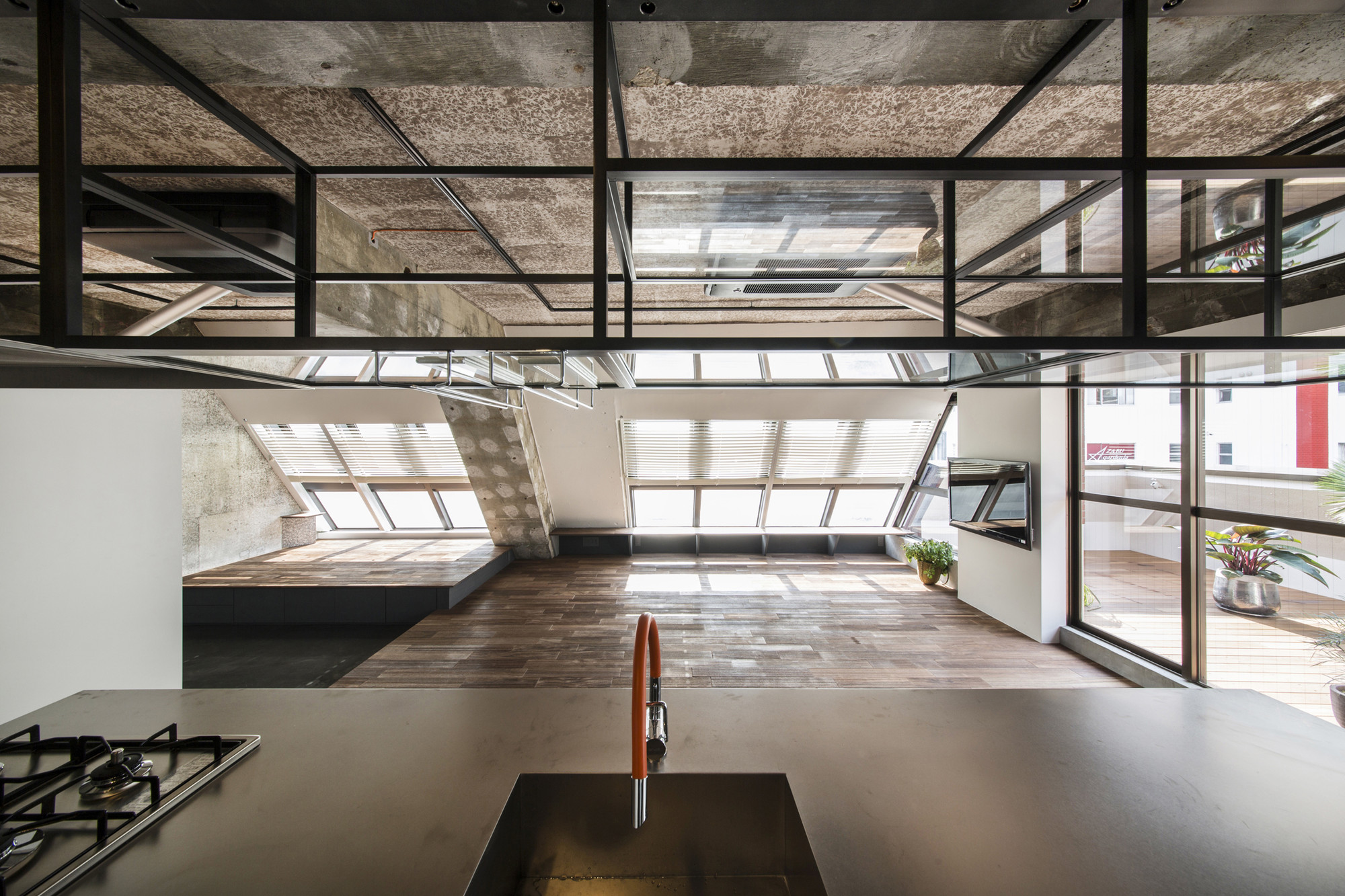 Gallery of Tokyo Loft  G architects  6