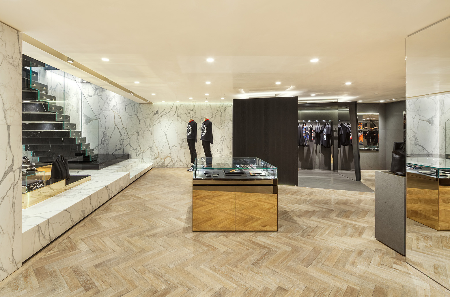 Gallery Of Givenchy Flagship Store In Seoul Piuarch 10