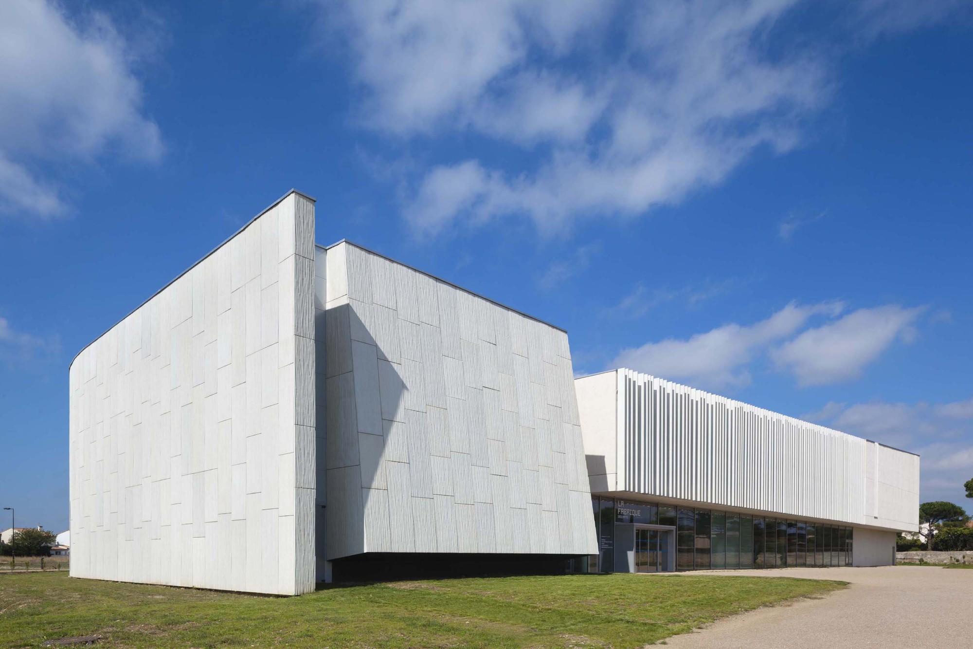 Art School Carcassonne Jacques Ripault Architecture