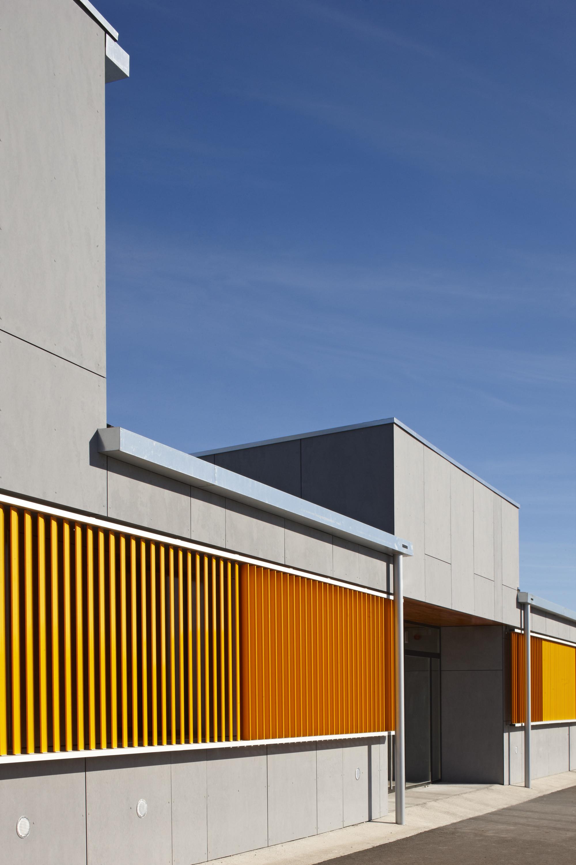 Gallery of La Canaleta School  2260mm Arquitectes  7
