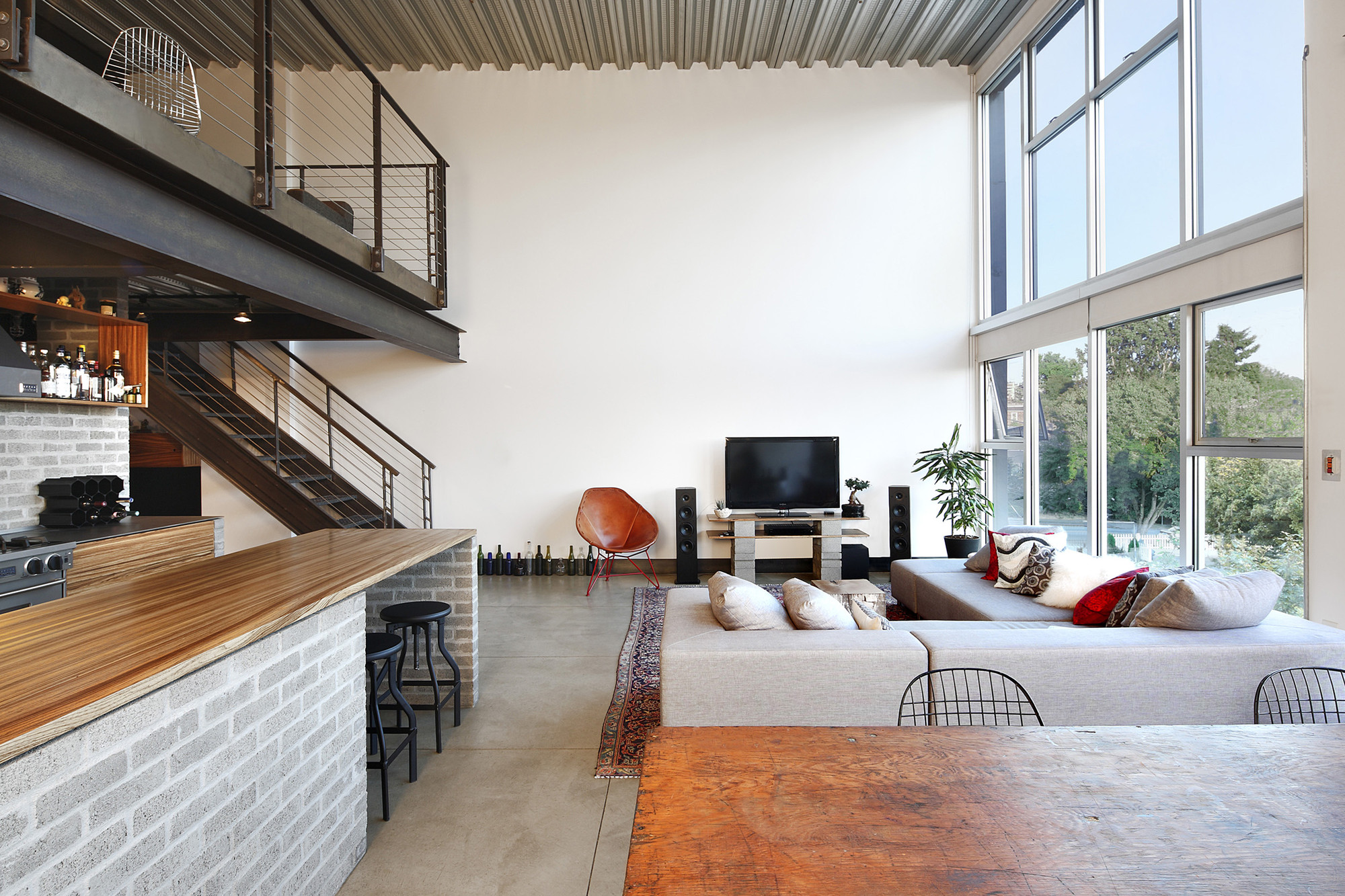 Capitol Hill Loft Renovation  SHED Architecture  Design  ArchDaily