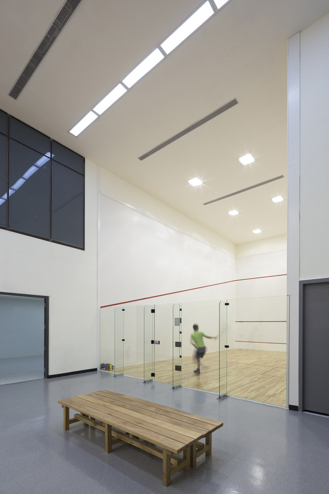 Gallery Of Tucheng Sports Center Q Lab 43