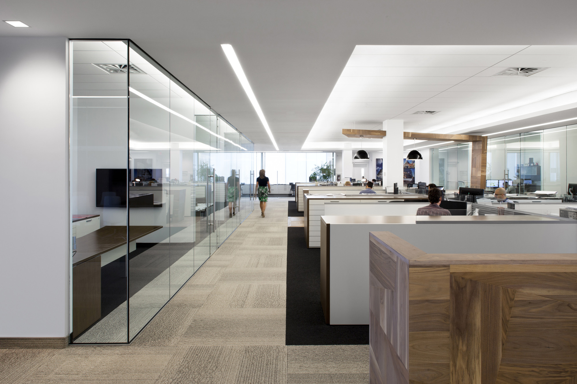 Gallery Of Offices Broccolini Construction Rubin Et