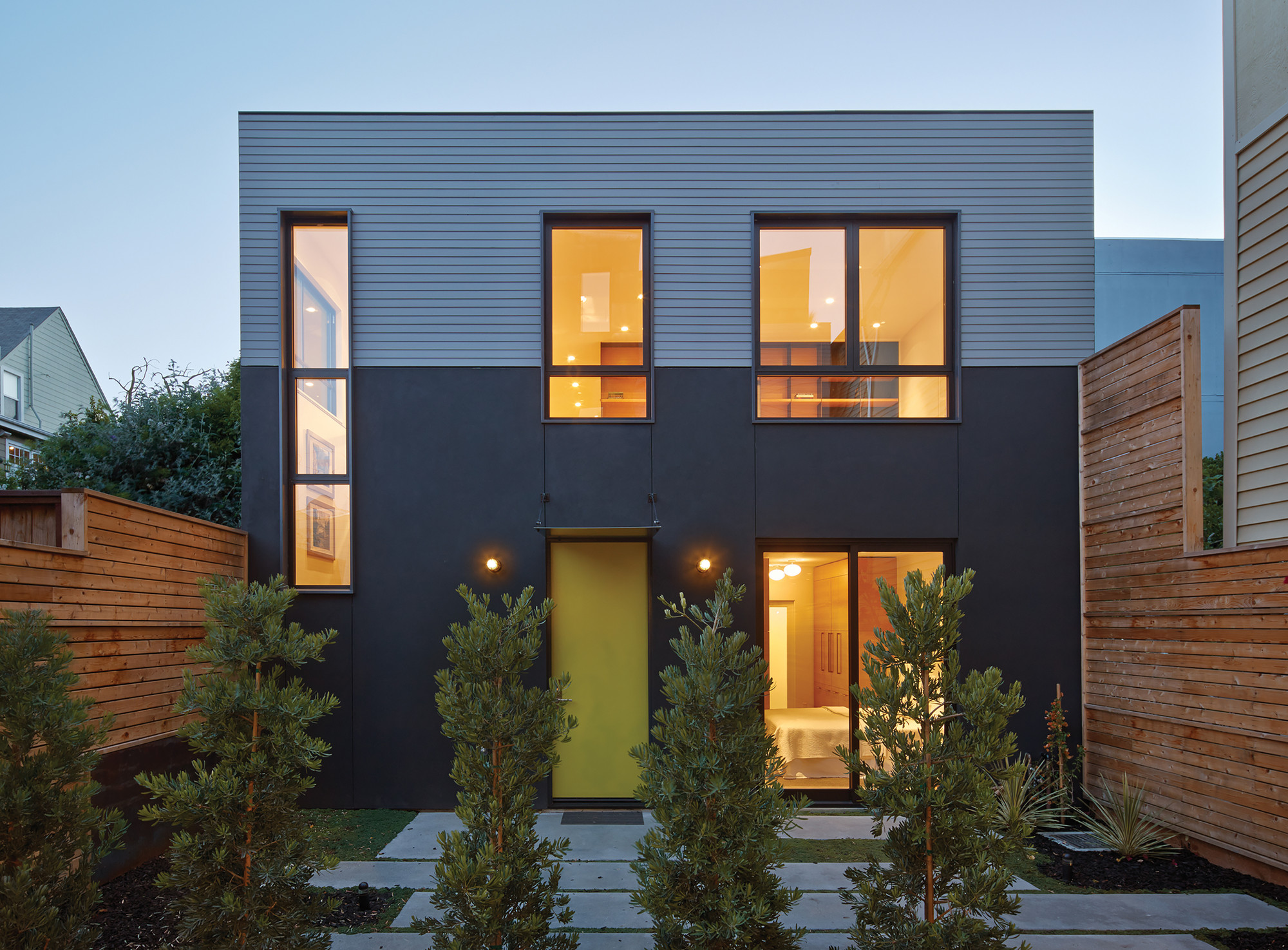 Steel Small Modern House Architecture