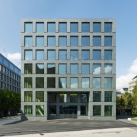 Herostrasse Office Building / Max Dudler | ArchDaily
