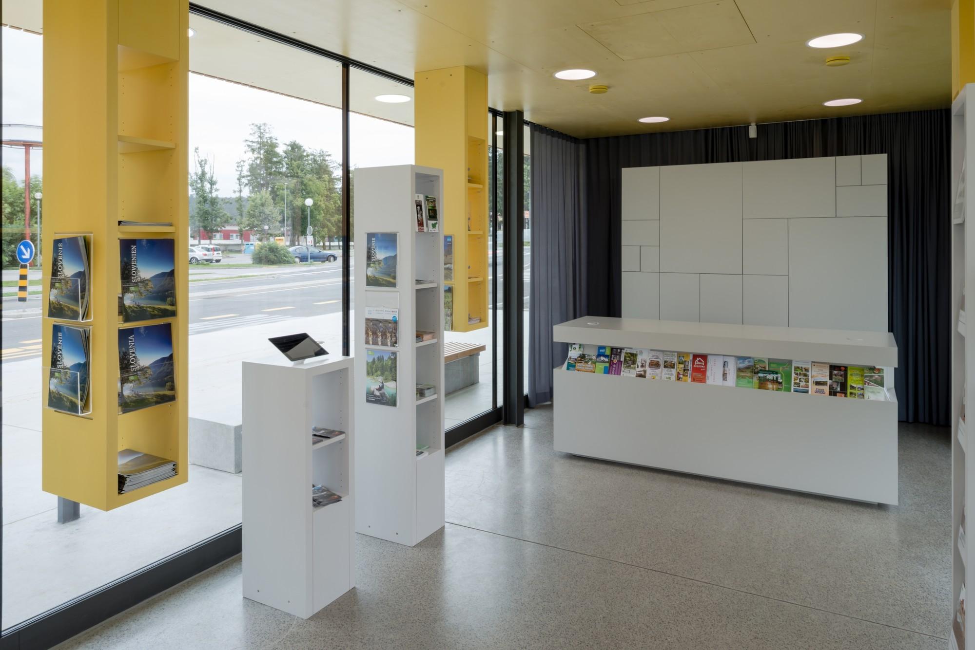 Gallery Of Tourist Information Centre Postojna Studio