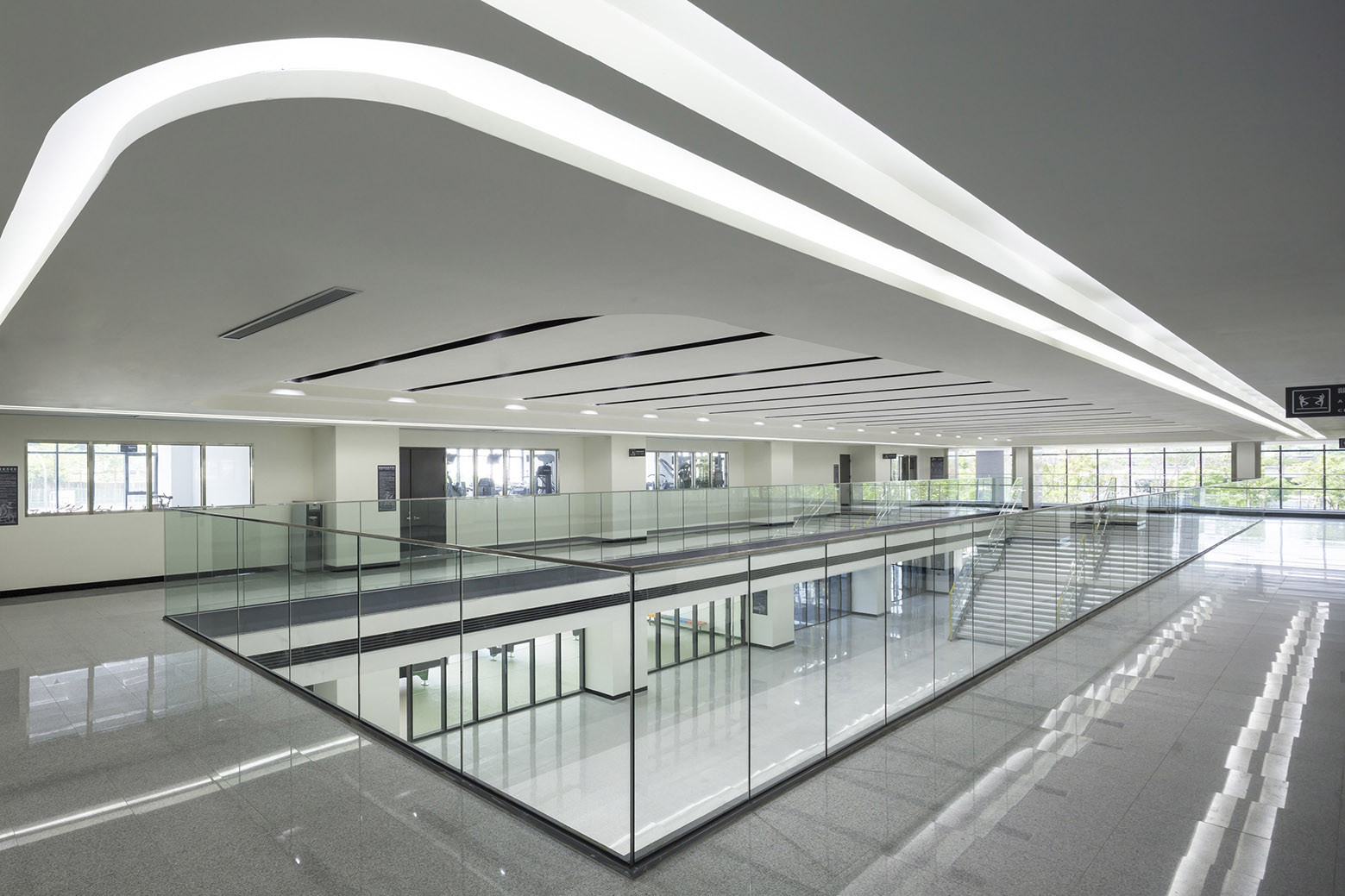 Gallery Of Zhonghe Sports Center Q Lab 27