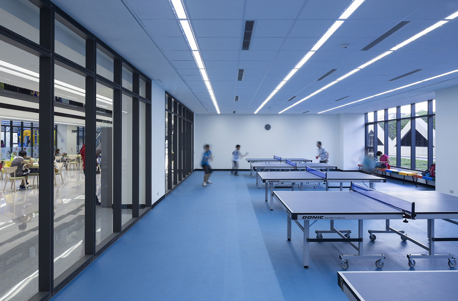 Gallery Of Zhonghe Sports Center Q Lab 29