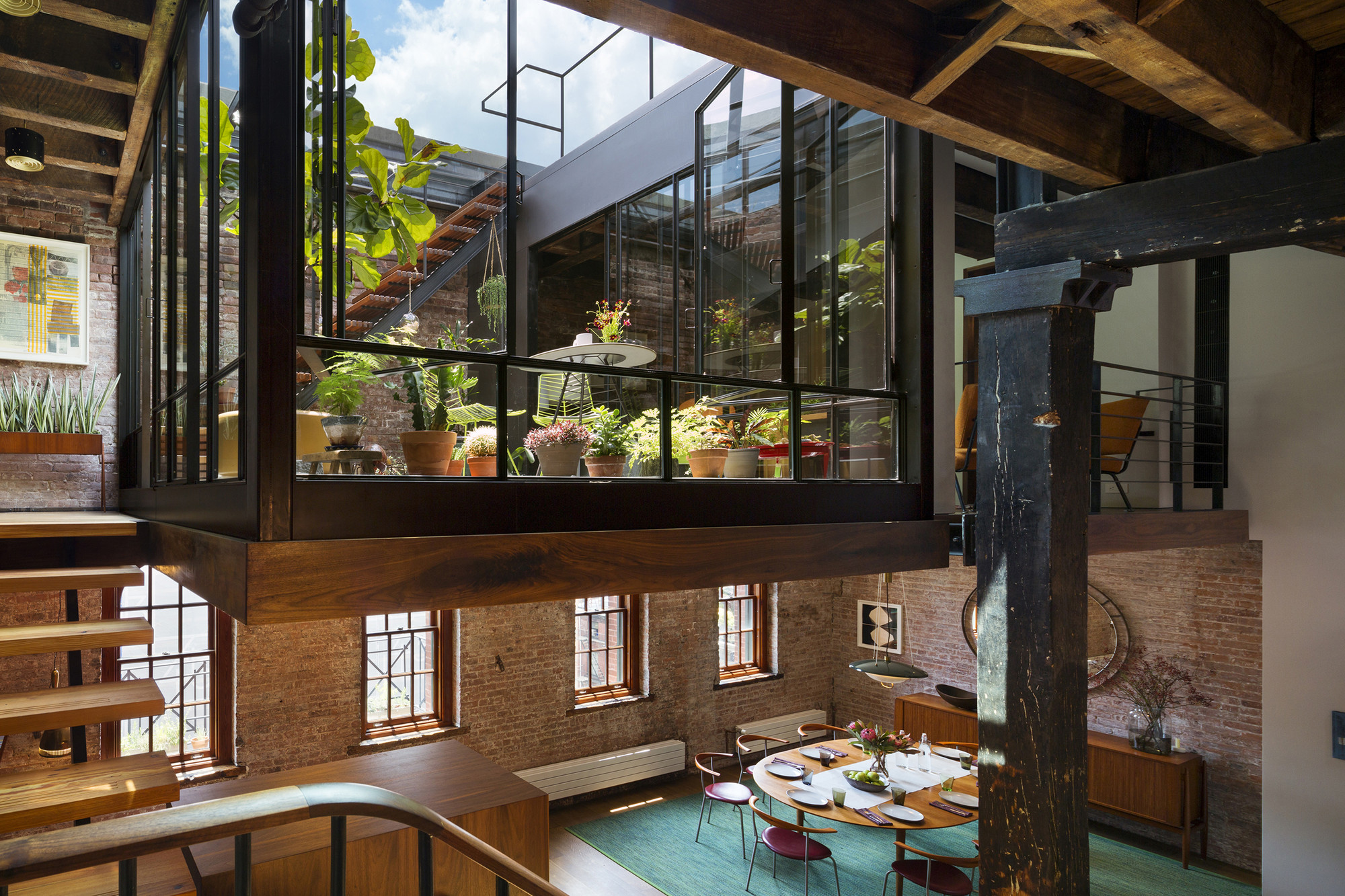 Gallery of Tribeca Loft  Andrew Franz Architect  1