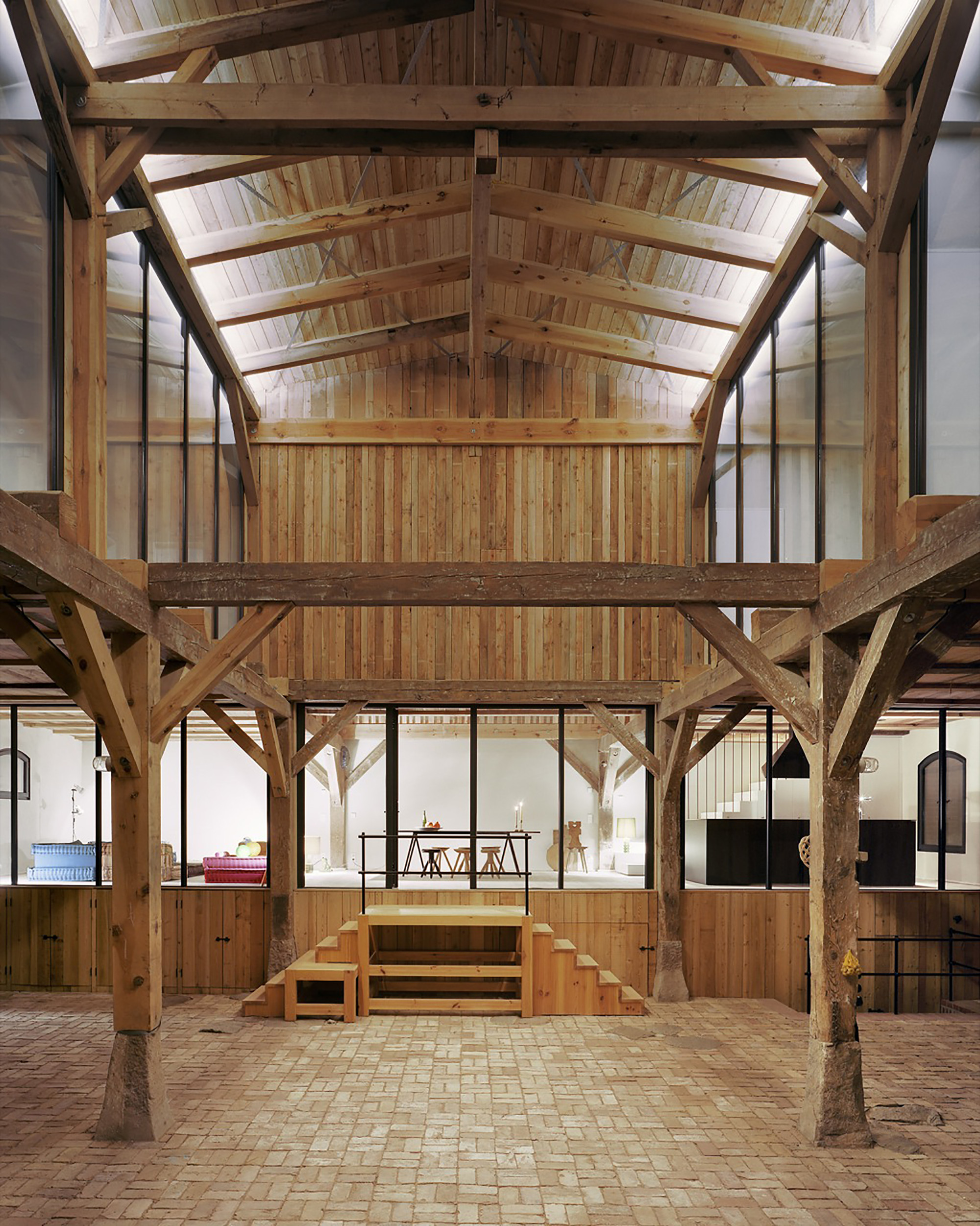 Barn House Conversion