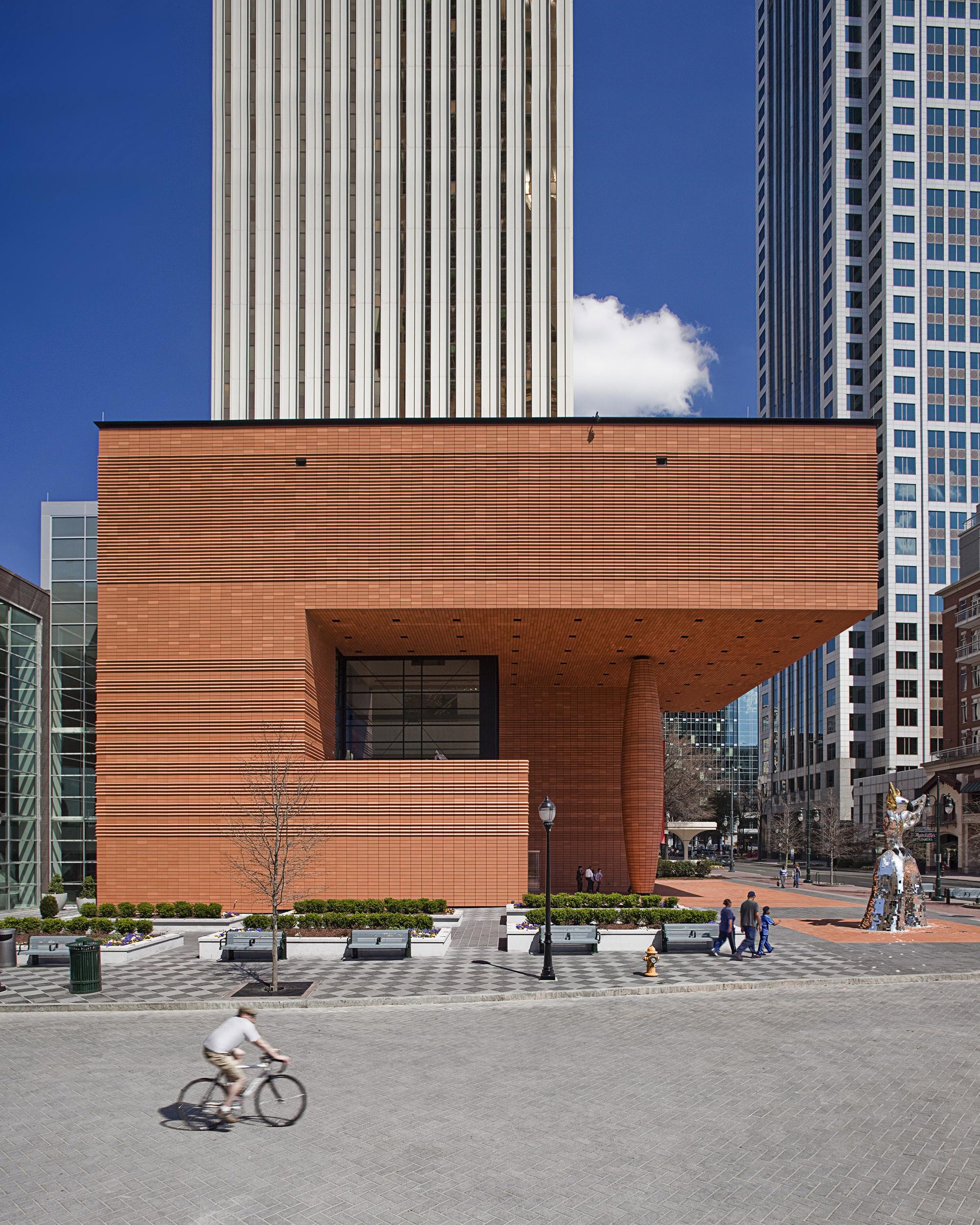 Mario Botta Bechtler Museum of Modern Art