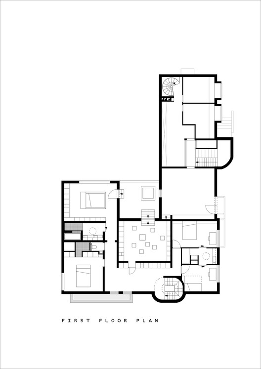 Casa N Hasselt  MASSARCHITECTS  Plataforma Arquitectura