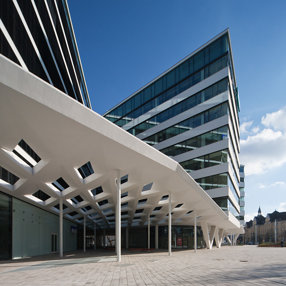 K4 Office Building 3h Architecture Archdaily