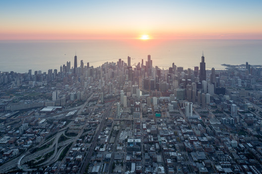 Chicago Biennial to feature photo series by Iwan Baan. Image ©  Iwan Baan