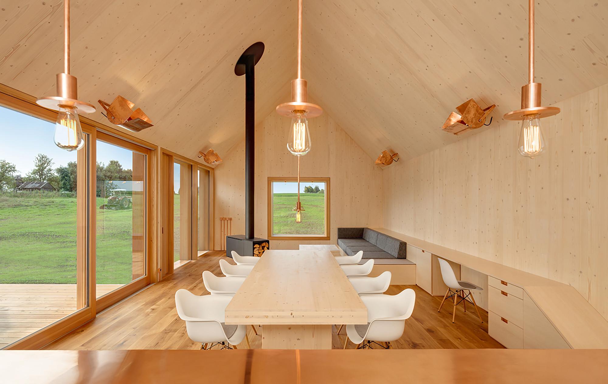 Gallery of Timber House  KHNLEIN Architektur  9