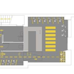 Spatial Diagram Of Fast Food Eye Google Images Ham On Wheels External Reference Architects Archdaily Floor Plan
