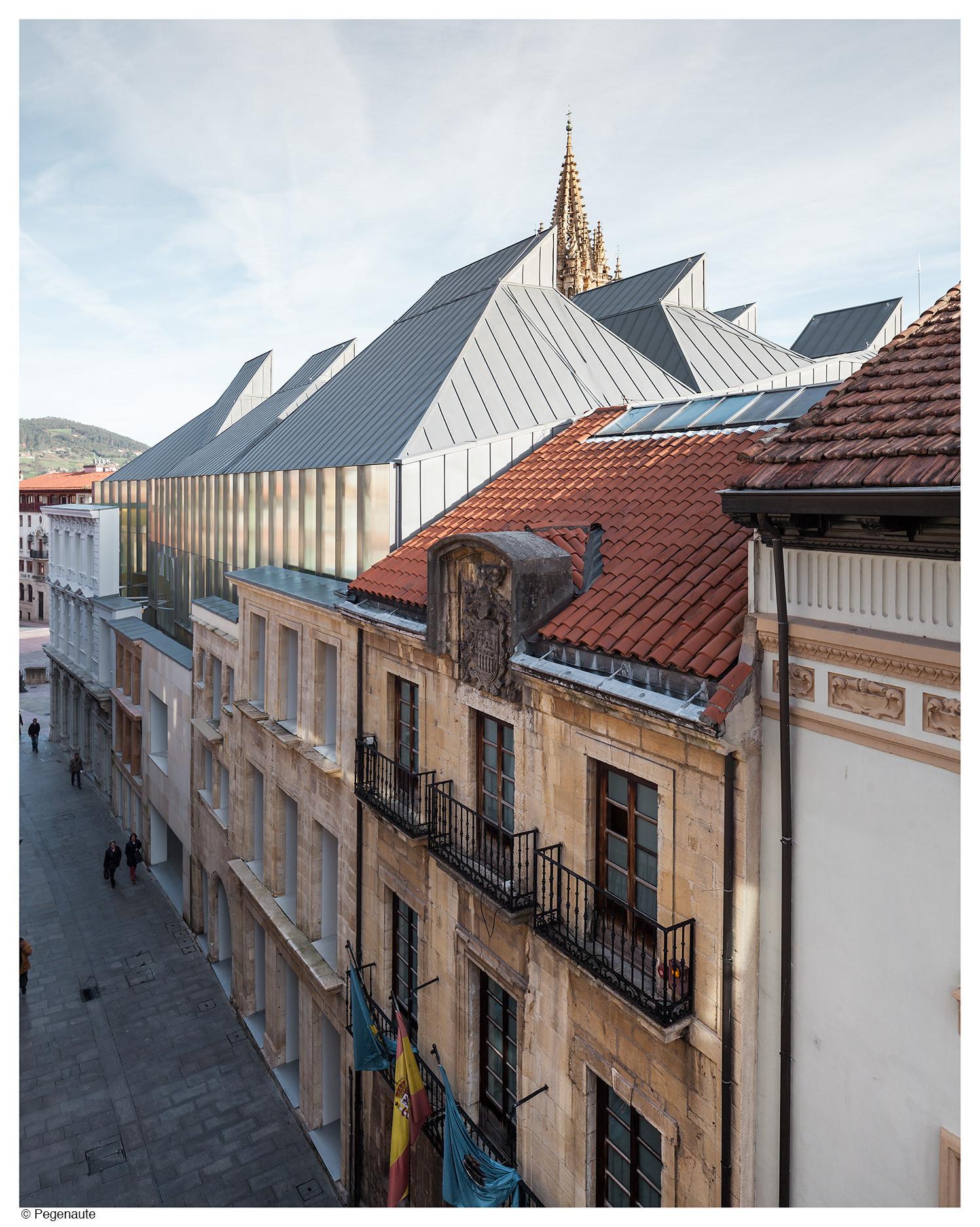 Fine Arts Museum Asturias Francisco Mangado - 4