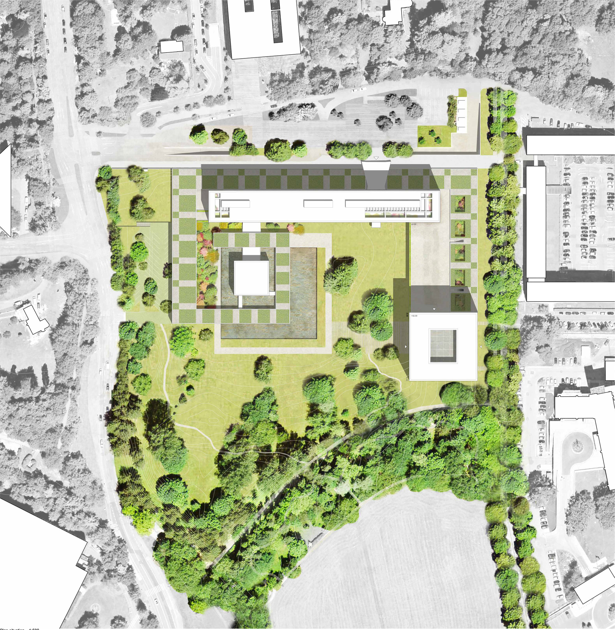 Landscape Architecture Plan Graphics