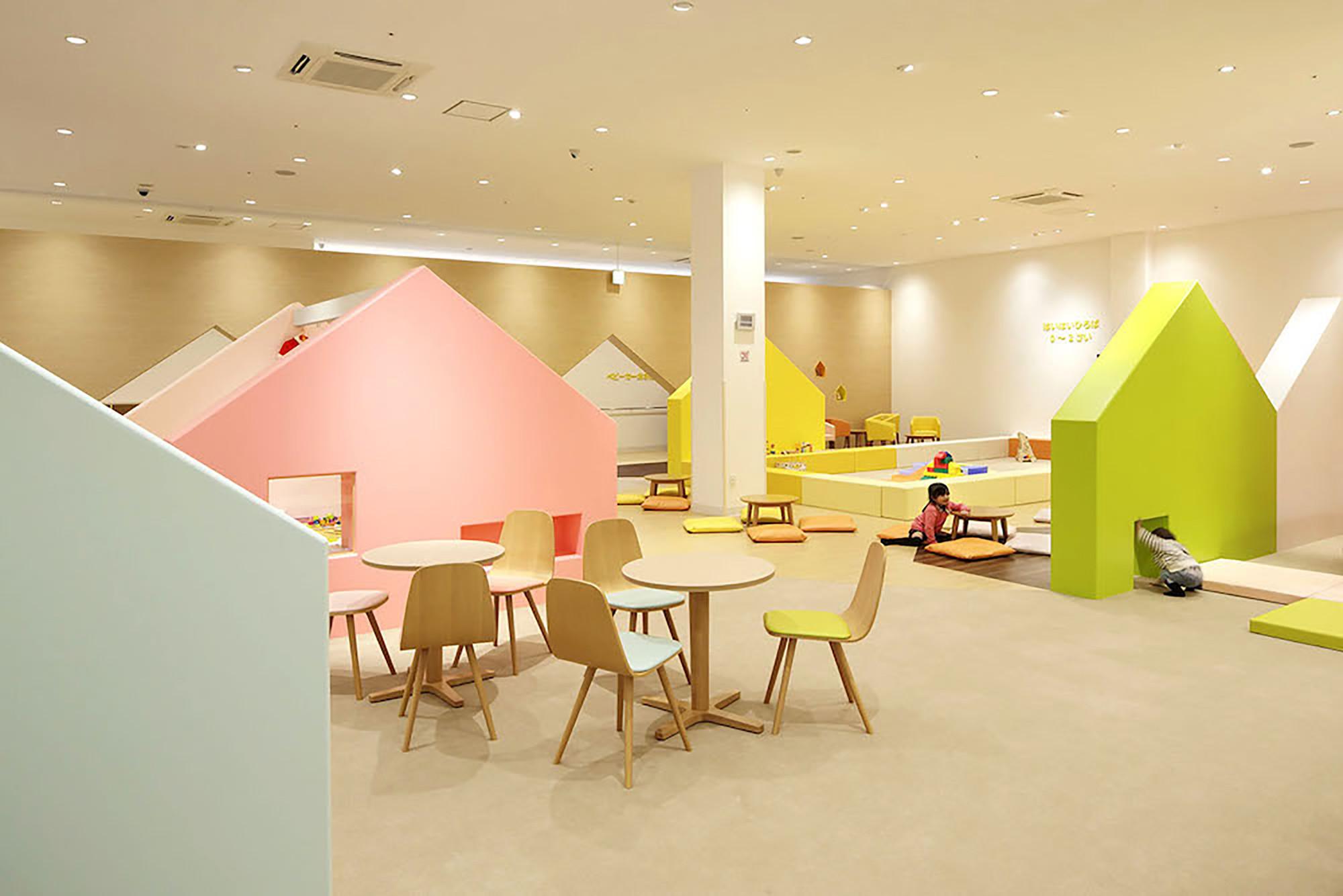 Mama Smile Emmanuelle Moureaux Architecture Design