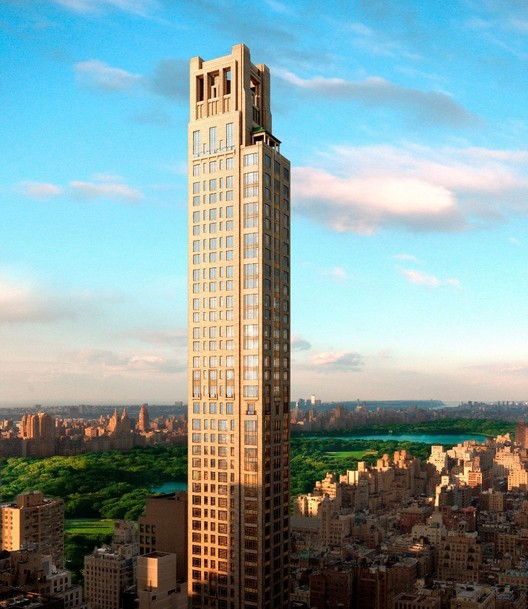 520 Park Avenue. Image © 2014 Zeckendorf Development LLC via 520parkavenue.com