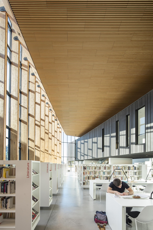 Gallery Of La Grande Passerelle Architecture Studio 8