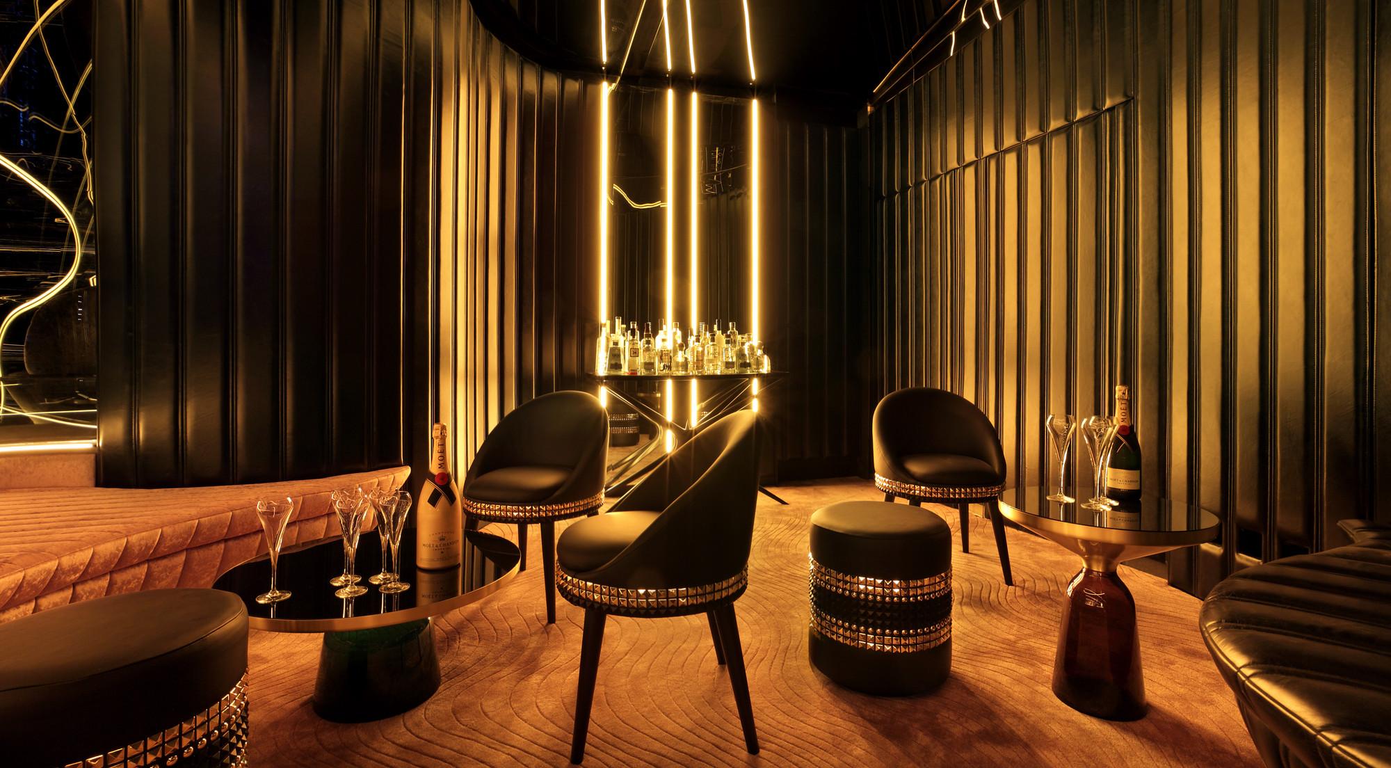 Bond Bar Lounge Melbourne